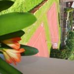 Školní hřiště - pohled z budovy II. st. ZŠ