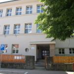 Budova II. stupně ZŠ