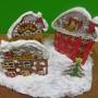 Téma Vánoce 2. místo a 1. cena facebooku A. Černá